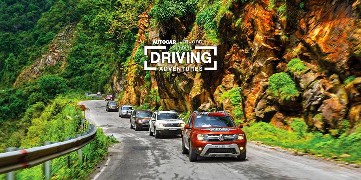 A Driving Adventure in the North East